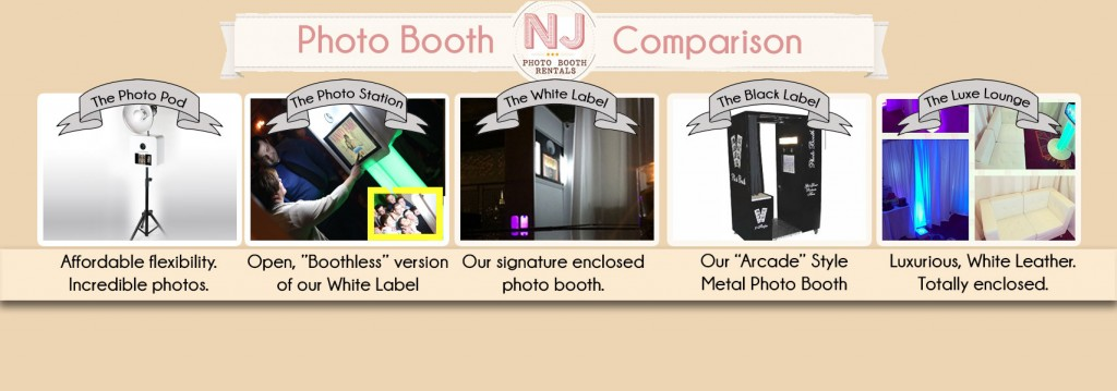 photo booth nj wedding cost